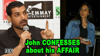 John CONFESSES about his ongoing AFFAIR!