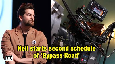 Neil starts second schedule of 'Bypass Road'