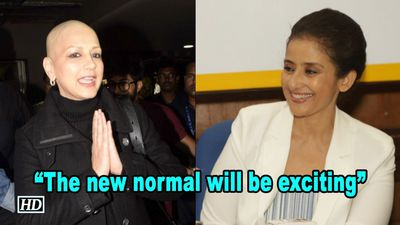 The new normal will be exciting : Manisha to Sonali Bendre