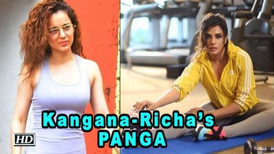 Kangana, Richas PANGA, First SCHEDULE Wrapped up