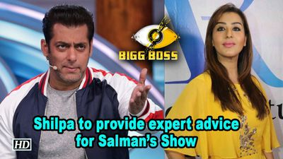 Shilpa to provide expert advice for Salmans 'Big Boss 12'