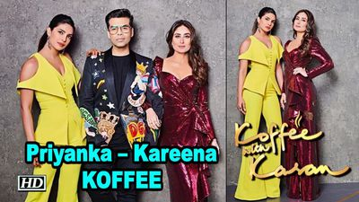 Priyanka Kareena ENDS Karans Koffee with Karan 6