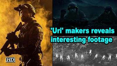 'Uri' makers reveals interesting footage