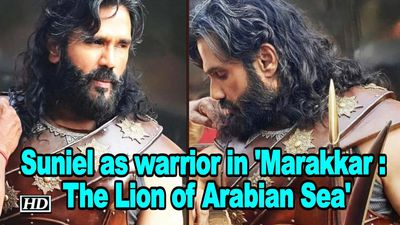 Suniel Shetty as fierce warrior in Priyadarshan period thriller