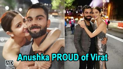 Anushka PROUD of Virat & Team India | Ind Vs Aus cricket series