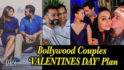Check OUT Bollywood Couples VALENTINES DAY Plan