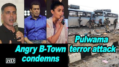 Pulwama terror attack Angry BTown condemns this cowardly act