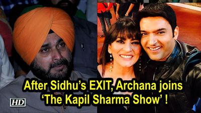 After Sidhus EXIT Archana Puran singh joins The Kapil Sharma Show