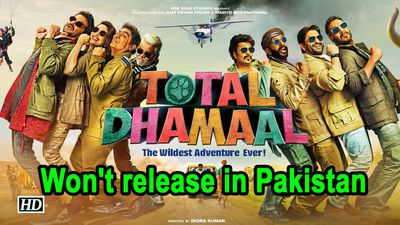Total Dhamaal wont release in Pakistan