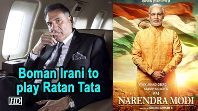 Boman Irani to play Ratan Tata in PM Narendra Modi