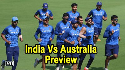 India Vs Australia India look to plug holes before World Cup in T20 series Preview