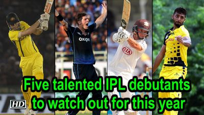 IPL 2019 5 talented IPL debutants to watch out for this year