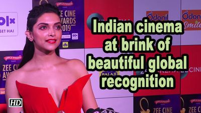 Indian cinema at brink of beautiful global recognition Deepika Padukone