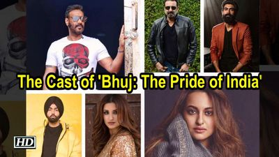 Parineeti Sonakshi Sanjay Dutt join cast of Bhuj The Pride of India