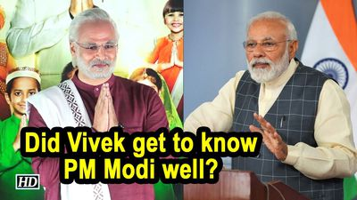 Did Vivek get to know PM Modi well