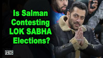 Is Salman Contesting LOK SABHA Elections Actor clears the air