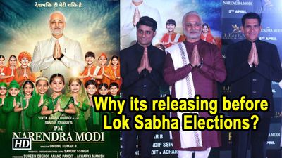PM Narendra Modi releasing before Lok Sabha Elections Makers Answers