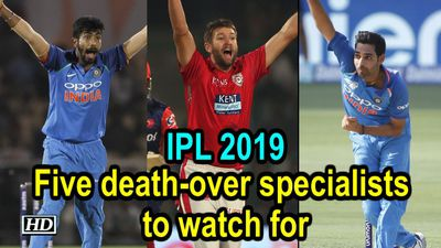 IPL 2019 5 deathover specialists to watch for