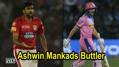 IPL 2019 Decision to Mankad Buttler was instinctive Ashwin