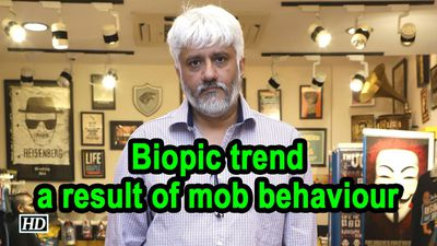 Biopic trend a result of mob behaviour Vikram Bhatt