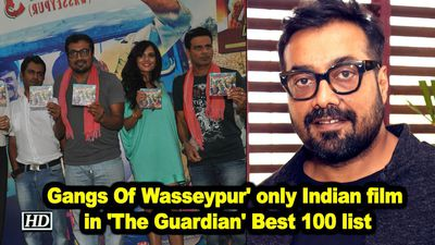 'Gangs Of Wasseypur' only Indian film in 'The Guardian' Best 100 list