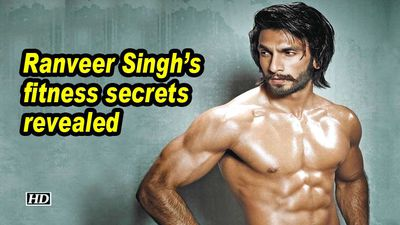 Ranveer singhs fitness secrets revealed