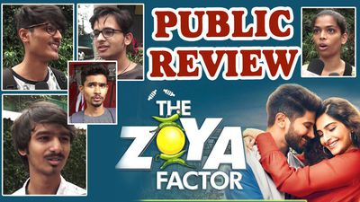 Public Review | The Zoya Factor | Sonam Kapoor Ahuja, Dulquer Salman