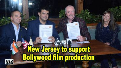 New jersey to support bollywood film production