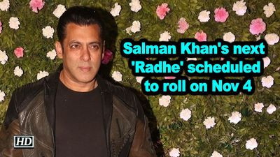 Salman khans next radhe scheduled to roll on nov 4
