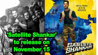 Satellite shankar to release on november 15