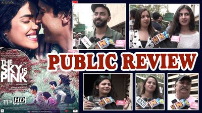 Public review the sky is pink priyanka chopra jonas farhan akhtar