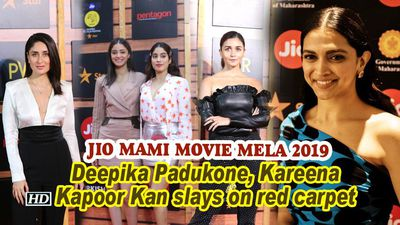Jio mami movie mela 2019 deepika padukone kareena kapoor kan slays on red carpet