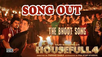 Housefull 4 akshay welcomes bhoot raja nawazuddin siddiqui in the bhoot song song out