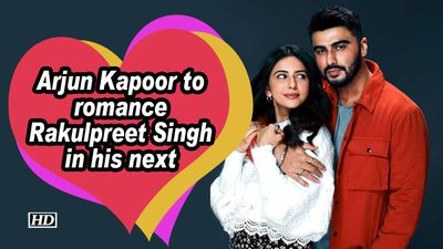 Arjun kapoor to romance rakulpreet singh in his next