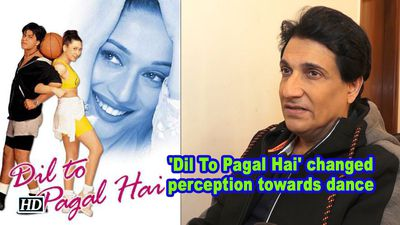 Shiamak Davar: 'Dil To Pagal Hai' changed perception towards dance