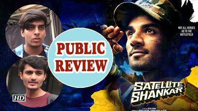 Public Review| Satellite Shankar| Sooraj play role of an Indian Soldier