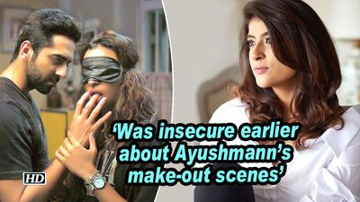 Tahira Kashyap: Was insecure earlier about Ayushmann's make-out scenes