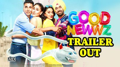 "Good Newzz | Akshay-Kareena and Diljit- Kiara's ""biggest Goof Up""