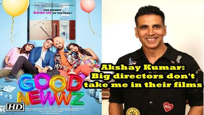 Akshay kumar big directors dont take me in their films