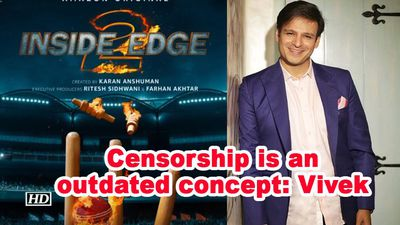 Censorship is an outdated concept vivek oberai