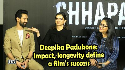 Deepika padukone impact longevity define a films success