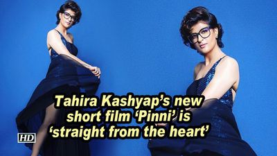 Tahira kashyaps new short film pinni is straight from the heart