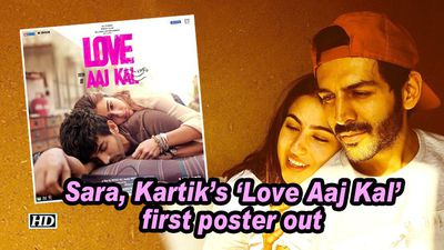Sara kartik s love aaj kal first poster out