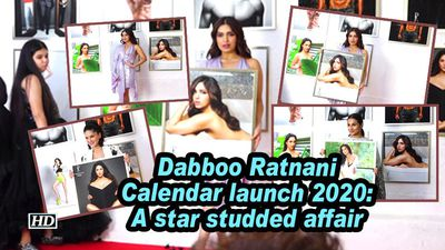 Dabboo Ratnani Calendar launch 2020: A star studded affair