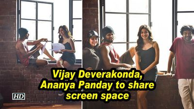 Vijay Deverakonda, Ananya Panday to share screen space