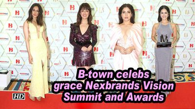 B-town celebs grace Nexbrands Vision Summit and Awards
