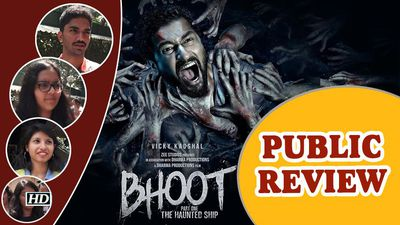 "Public Review| ""Bhoot : Part One - The Haunted Ship"""