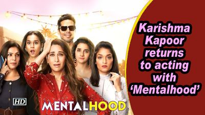 Karishma Kapoor returns to acting with 'Mentalhood'