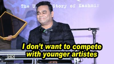 AR Rahman: Music is never ending concept of learning