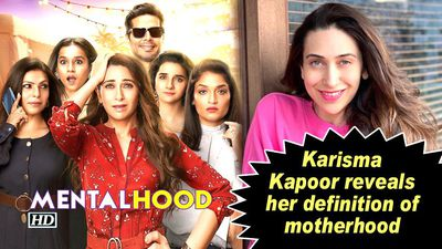 Karisma Kapoor reveals her definition of motherhood